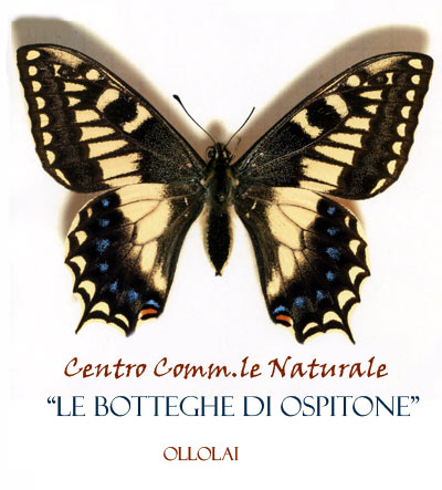 """CENTRO COMMERCIALE NATURALE """"LE BOTTEGHE DI OSPITONE"""""""